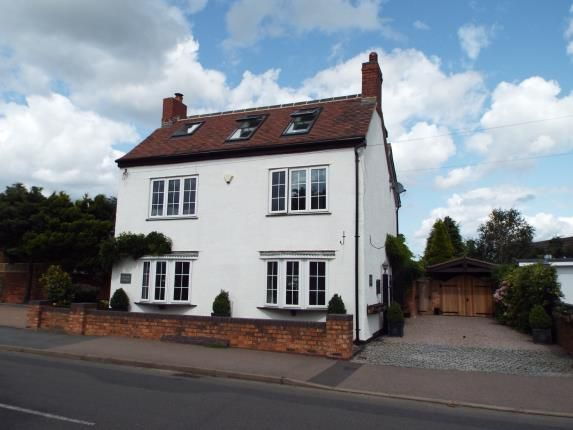 Thumbnail Detached house for sale in Lichfield Road, Burntwood