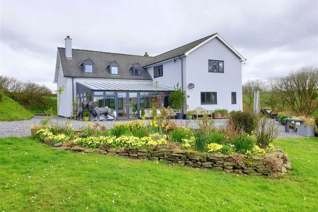 Thumbnail Farm for sale in Henllan Amgoed, Whitland, Carmarthenshire