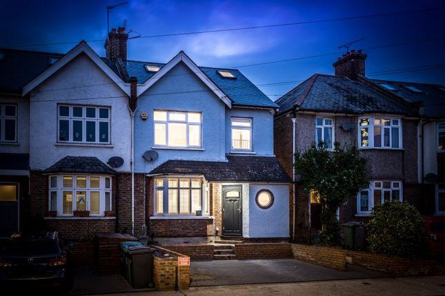 4 bed semi-detached house to rent in Gloucester Road, Norbiton, Kingston Upon Thames KT1