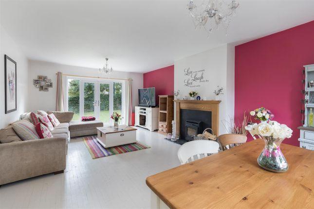 Thumbnail Detached bungalow for sale in Woodcote Lane, Leek Wootton, Warwick