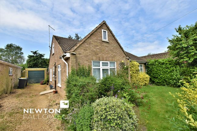 Thumbnail Detached bungalow for sale in Orchard Way, Easton On The Hill, Stamford