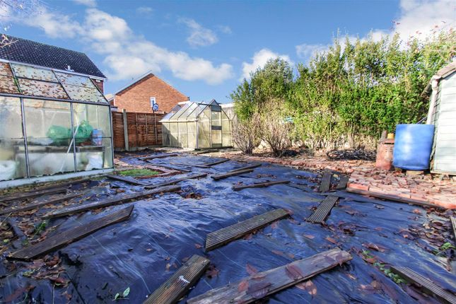 Garden of Messingham Road, Bottesford, Scunthorpe DN17