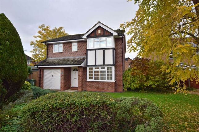 Thumbnail Detached house to rent in Pinery Road, Barnwood, Gloucester