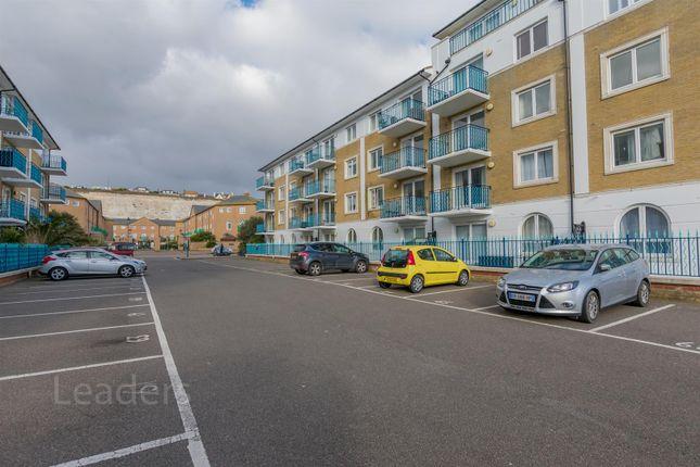 Parking of Neptune Court, Brighton Marina Village BN2