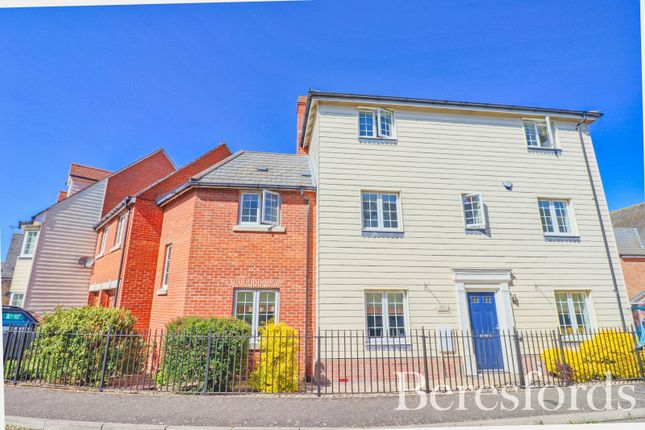 Thumbnail Link-detached house for sale in Purcell Road, Witham, Essex