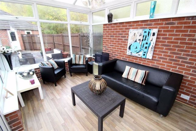 Conservatory: of Roch Bank, Blackley, Manchester M9