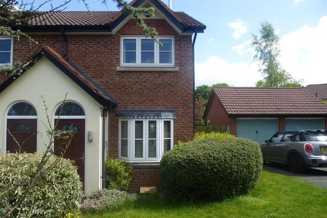 Thumbnail Mews house to rent in Foxhill Close, Sandiway, Northwich