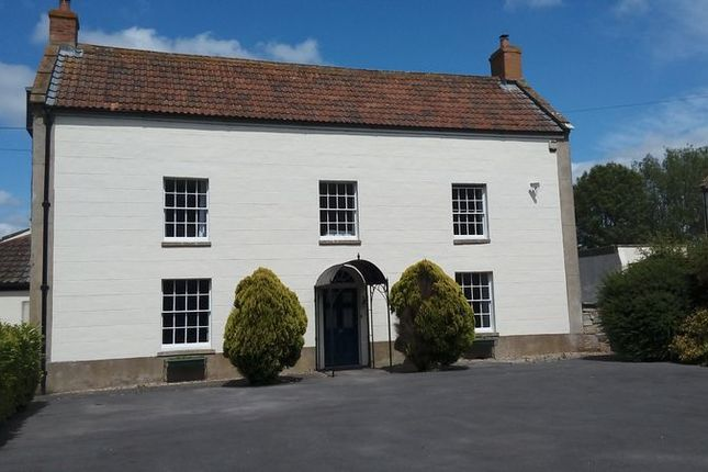 Thumbnail Detached house for sale in Henton, Wells