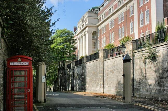 Front of Royal Standard House, Standard Hill, Nottingham, Nottinghamshire NG1