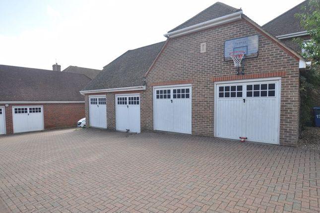 Garage of Wintney Street, Elvetham Heath, Fleet GU51