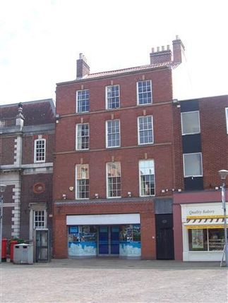Thumbnail Office for sale in 5-7, Market Place, Gainsborough