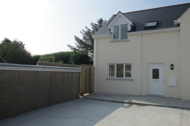 Thumbnail Semi-detached house for sale in Portfield, Haverfordwest
