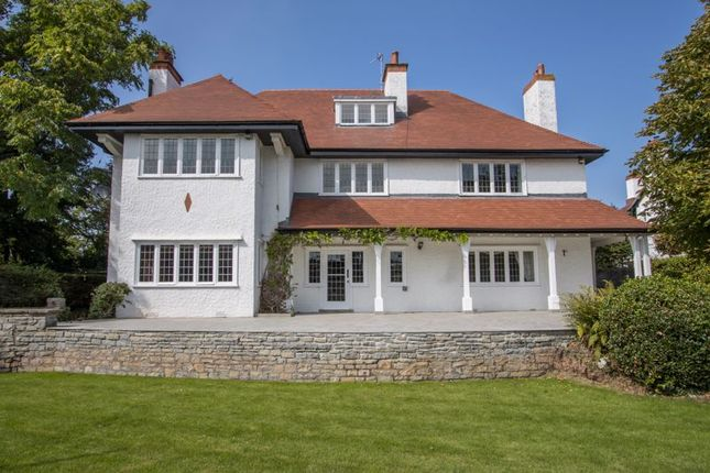 Thumbnail Detached house for sale in Victoria Road, Penarth