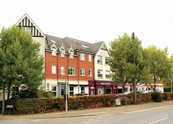 Thumbnail Block of flats for sale in Apartment 5, The Point, Crewe Road, Alsager, Staffordshire