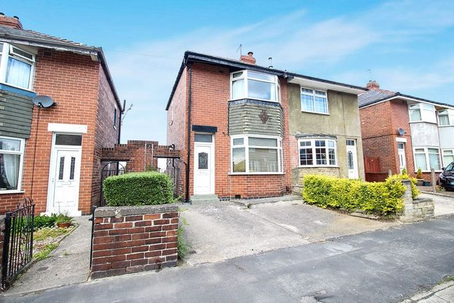 Thumbnail Semi-detached house to rent in Handsworth Crescent, Sheffield