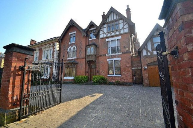 Thumbnail Detached house to rent in Pakenham Road, Edgbaston, Birmingham
