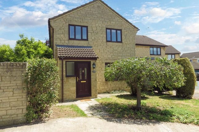 Thumbnail Detached house to rent in Thorney Leys, Witney, Oxfordshire