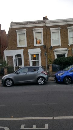 Thumbnail End terrace house to rent in Bellenden Road, London