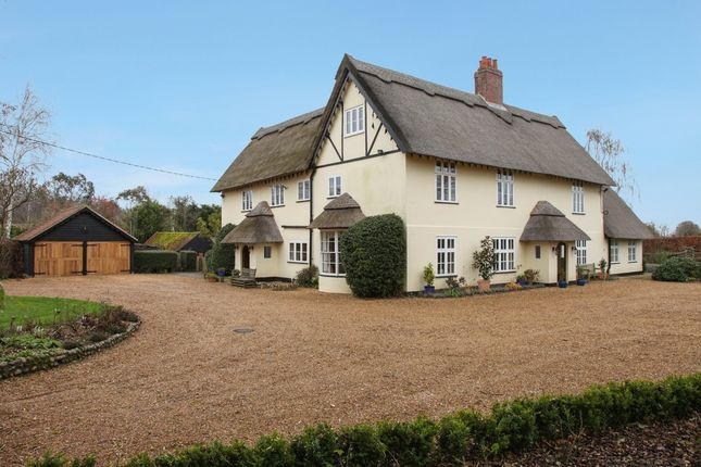 7 bed detached house for sale in Mill Road, Hardingham, Norwich