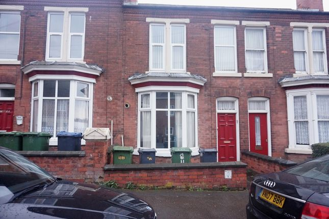 Thumbnail Terraced house to rent in Tasker Street, Walsall