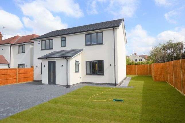 Thumbnail Detached house for sale in St. James Avenue, Upton, Chester
