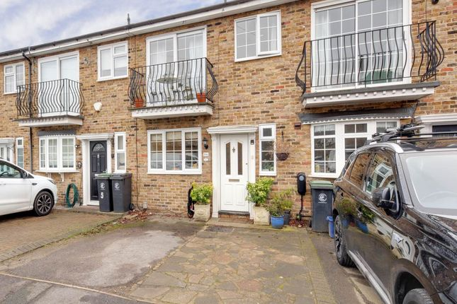 Thumbnail Terraced house for sale in Faversham Close, Chigwell