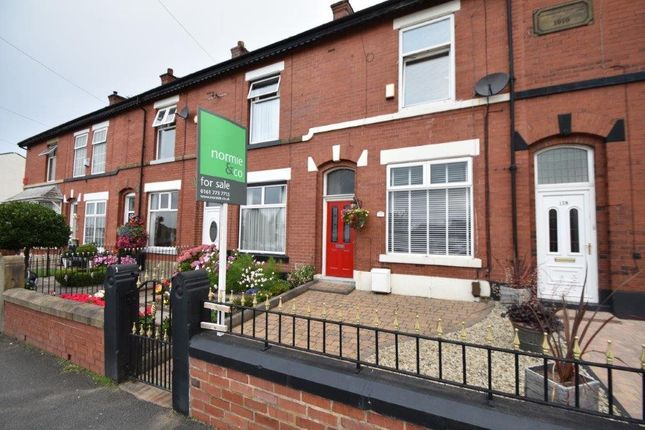 Thumbnail Terraced house to rent in Parr Lane, Unsworth, Bury