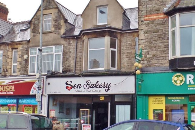 Thumbnail Restaurant/cafe for sale in Albany Road, Roath, Cardiff