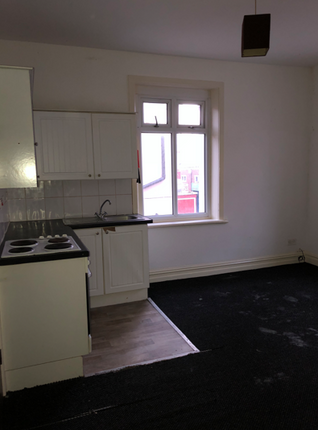 Thumbnail Flat to rent in A, Blackpool