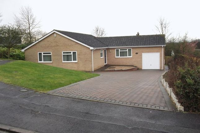Thumbnail Bungalow for sale in Albion Crescent, Lincoln