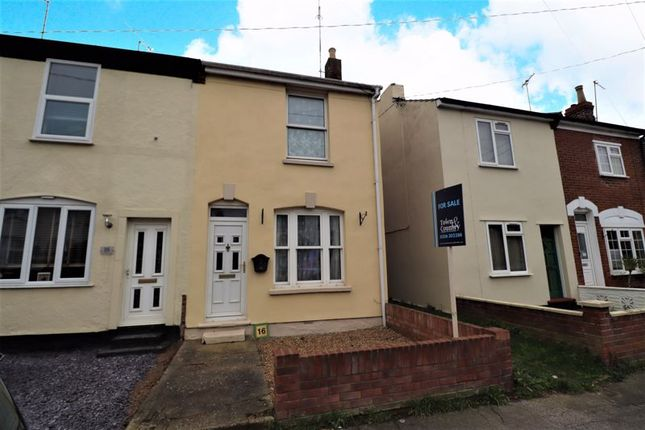2 bed semi-detached house for sale in North Road, Brightlingsea, Colchester CO7