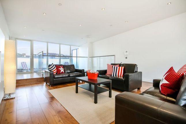 Thumbnail Duplex to rent in Blenheim Court, Blenheim Court, Denham Street, Greenwich
