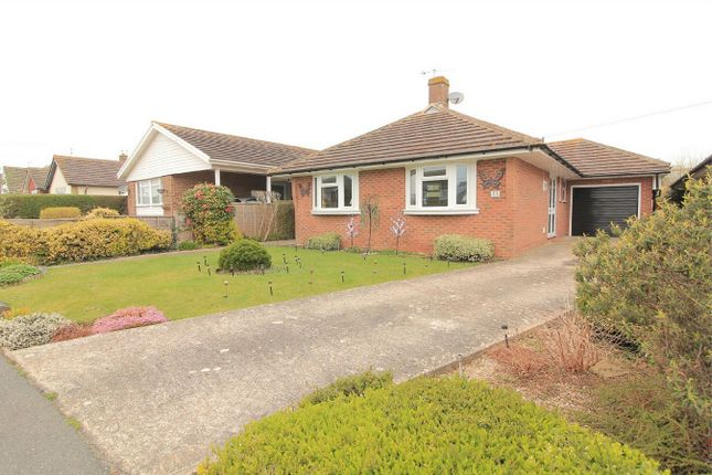 Thumbnail Detached bungalow for sale in Pebsham Drive, Bexhill On Sea, East Sussex