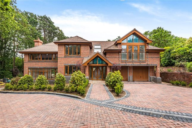 Thumbnail Detached house for sale in The Milepost, Chilworth Road, Chilworth, Southampton