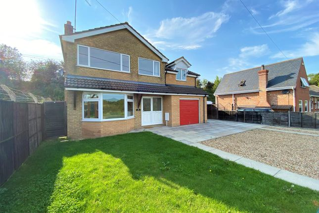 Thumbnail Detached house for sale in Station Road, Little Bytham, Grantham