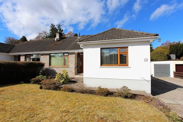 2 bed semi-detached house for sale in 17 Achvraid Road, Lochardil, Inverness