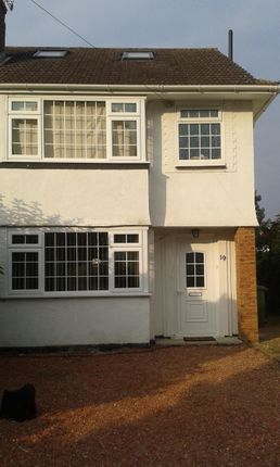 Thumbnail Detached house to rent in Elmstead Close, Epsom