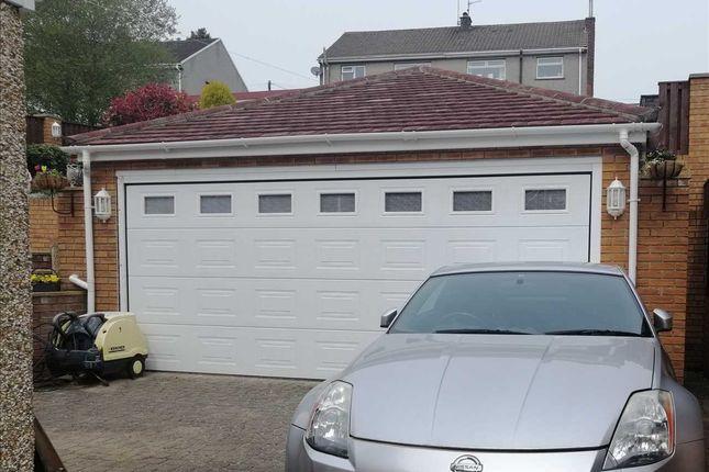 Garage of Church Road, Tonteg, Pontypridd CF38