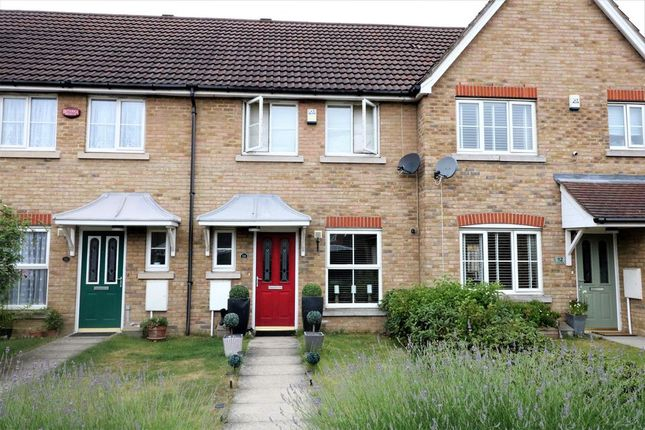 Thumbnail Terraced house to rent in Fenton Road, Chafford Hundred, Grays