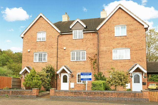 Thumbnail Terraced house for sale in Tweedale Wharf, Madeley, Telford