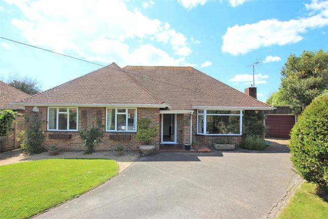 Thumbnail Bungalow for sale in Cowdray Close, Goring-By-Sea, Worthing, West Sussex