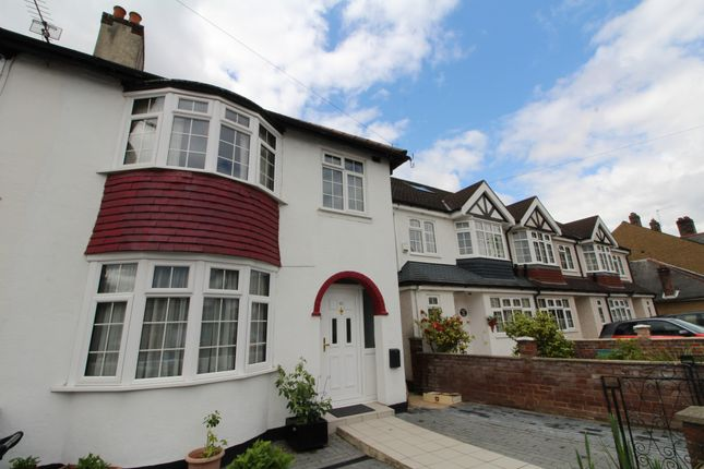 Thumbnail Semi-detached house to rent in Baker Lane, Mitcham