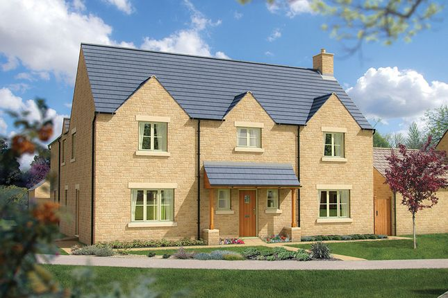 """Thumbnail Detached house for sale in """"The Coates"""" at Kemble, Gloucestershire, Kemble"""