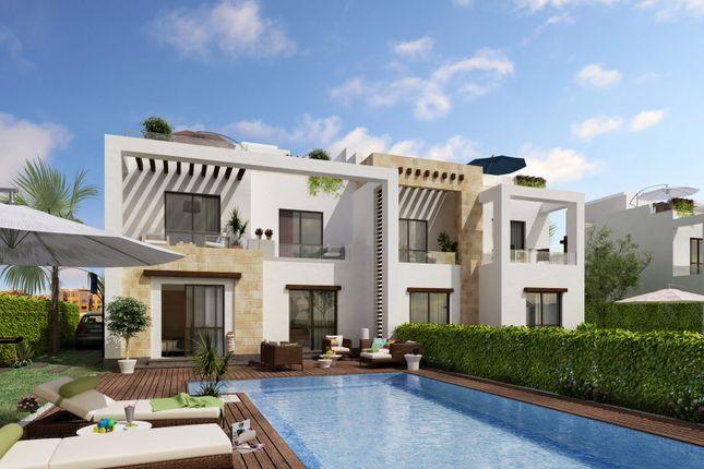 Thumbnail Semi-detached bungalow for sale in Joubal Lagoon Phase 2, El Gouna, Egypt
