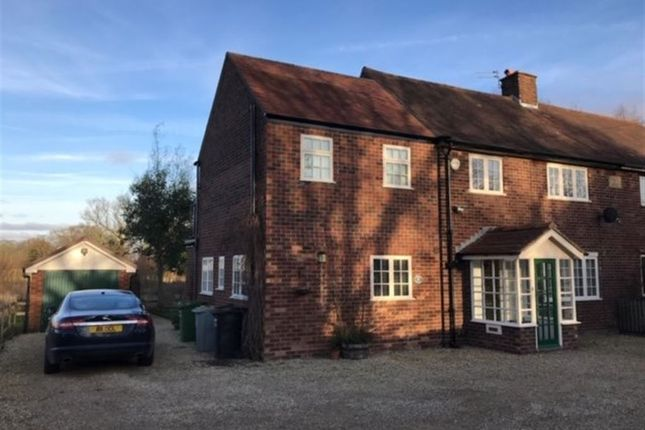 Thumbnail Semi-detached house to rent in Chapel Cott, Chapel Ln, Bucklow Hill