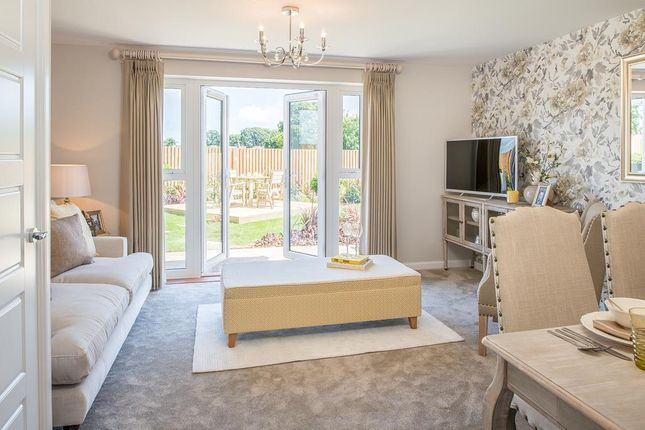 """2 bed semi-detached house for sale in """"Wilford"""" at Shelby Drive, Westhampnett, Chichester PO18"""