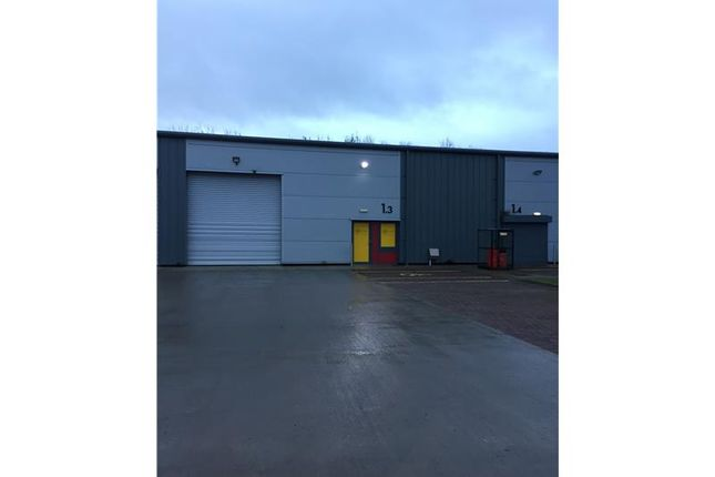 Thumbnail Industrial to let in 1.3, Stratchlyde Business Park, Starling Way, Bellshill, North Lanarkshire, UK