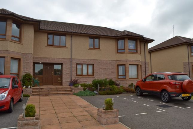 Thumbnail Flat for sale in Headland Rise, Burghead, Elgin