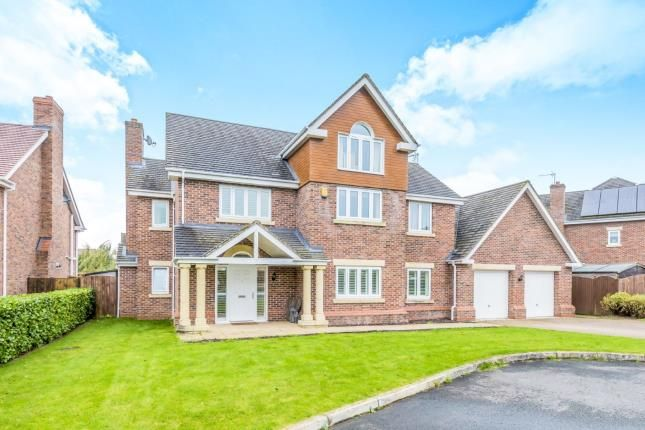 Thumbnail Detached house for sale in Hampstead Drive, Weston, Crewe, Cheshire