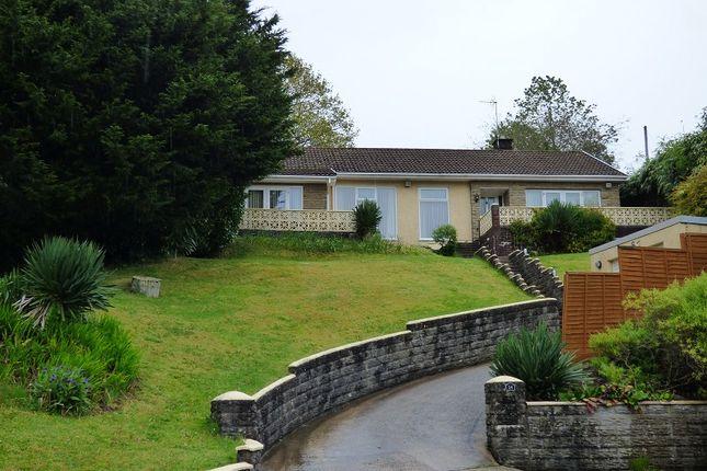 Bungalow for sale in Woodview Terrace, Bryncoch, Neath.